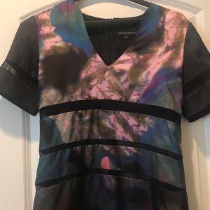 Cynthia Rowley Silk Mini Dress Sz 2